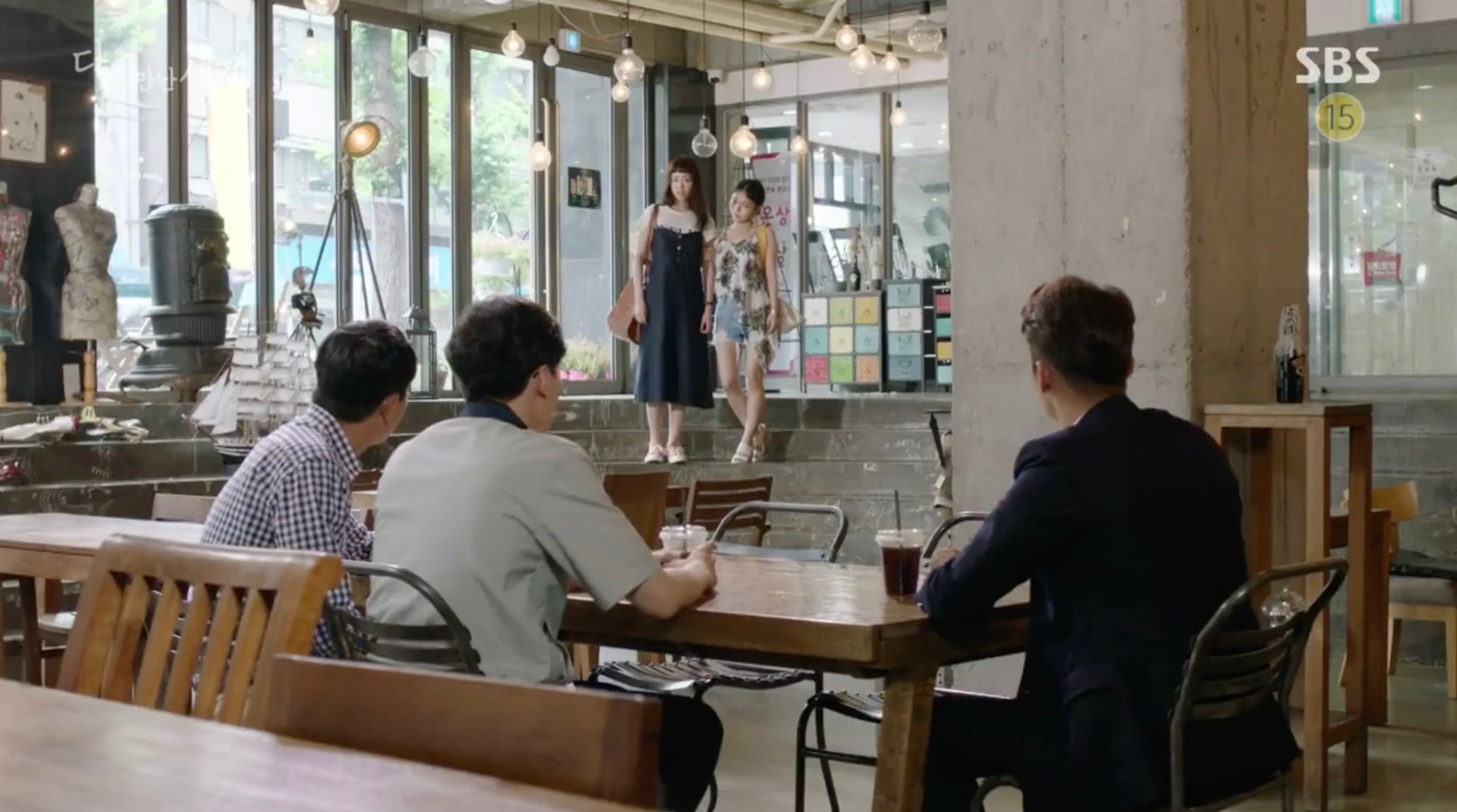 green cloud coffee shop [그린클라우드커피] – korean dramaland