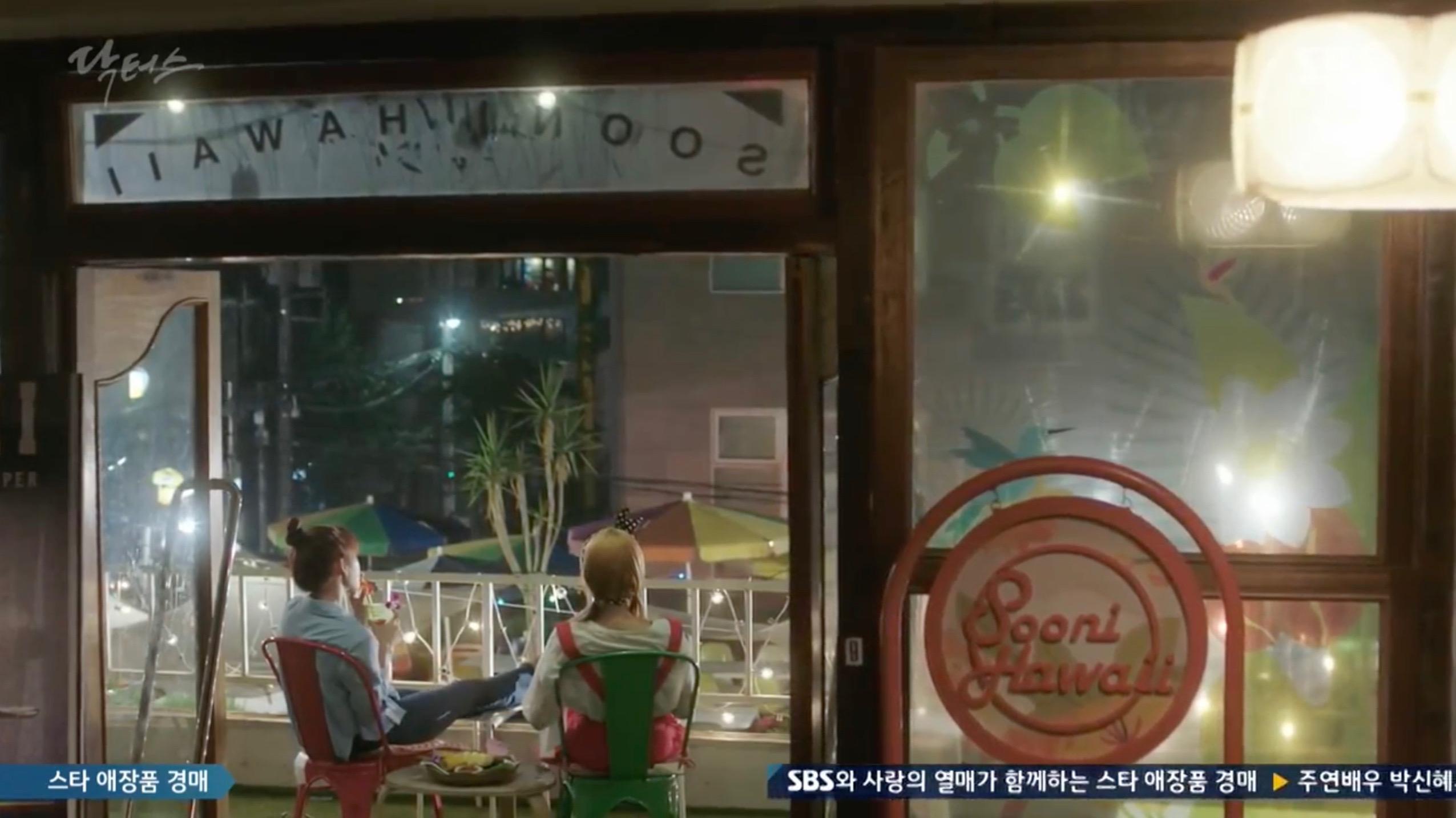doctors yoo hye jung and chun soon hee in cafe ile ilgili görsel sonucu