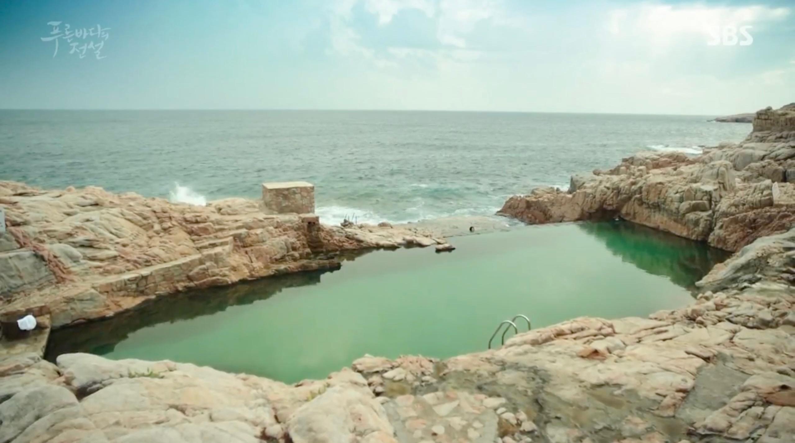 piscina es cau de begur korean dramaland