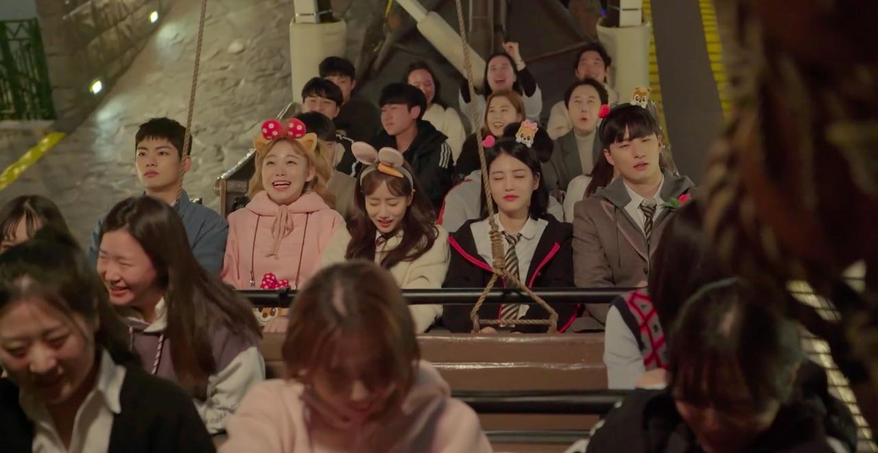 Lotte World [롯데월드] – Korean Dramaland