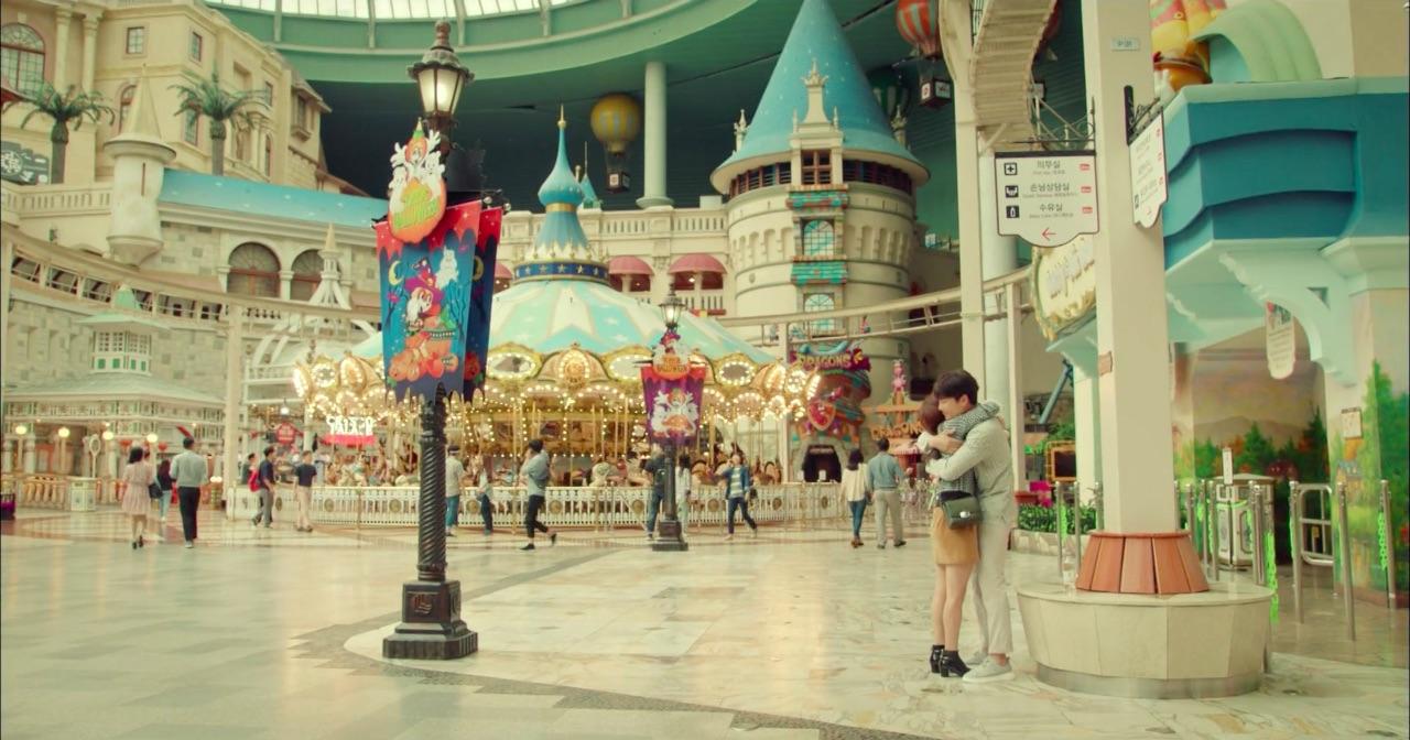 Lotte World 롯데월드 Korean Dramaland