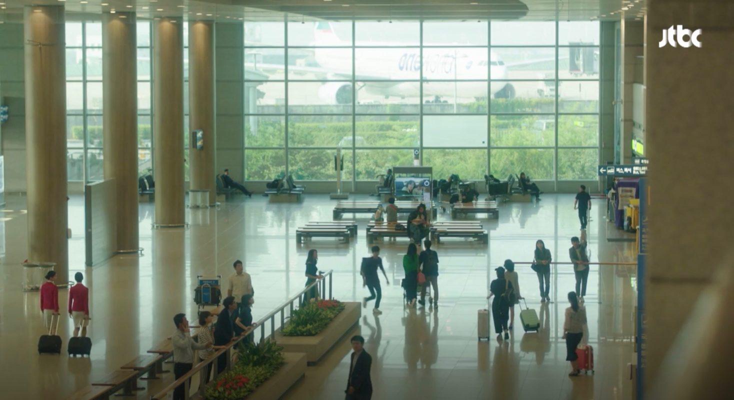 Incheon International Airport (ICN) [인천국제공항] – Korean