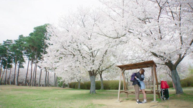 rich family's son kim min gue elkie clc ilsan lake park
