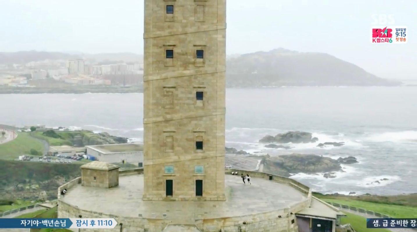 Lighthouse Tower of Hercules [Torre de Hércules] – Korean
