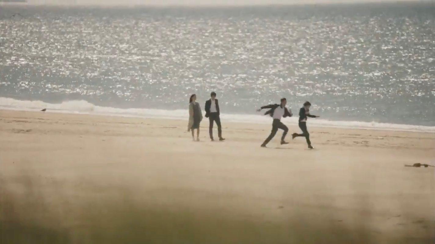 Gangpo Beach [기지포해수욕장] – Korean Dramaland