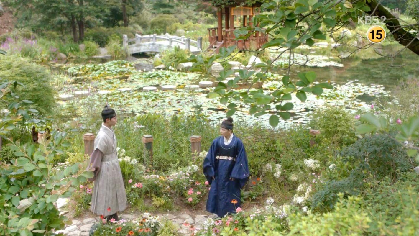 The Garden Of Morning Calm   Uc544 Uce68 Uace0 Uc694 Uc218 Ubaa9 Uc6d0   U2013 Korean Dramaland