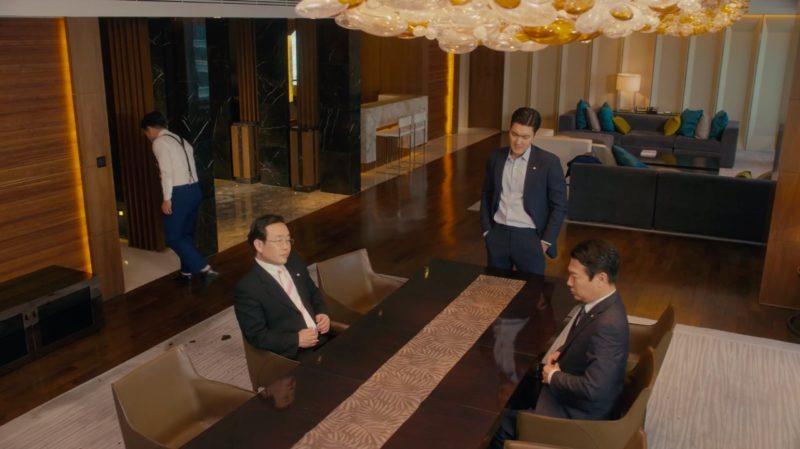 conrad hotel seoul 콘래드호텔