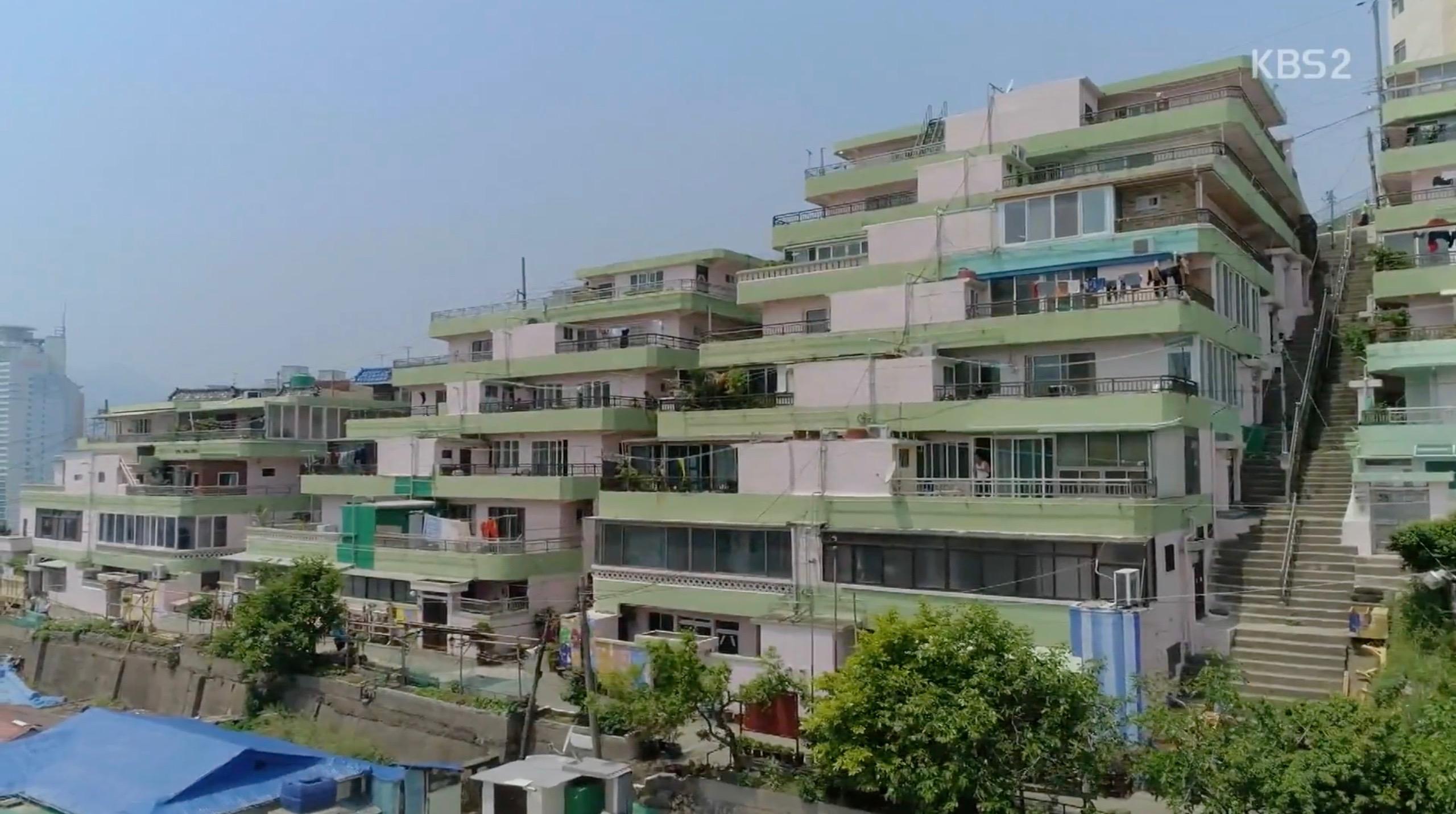 Hansung Apartment Buildings [한성주택]