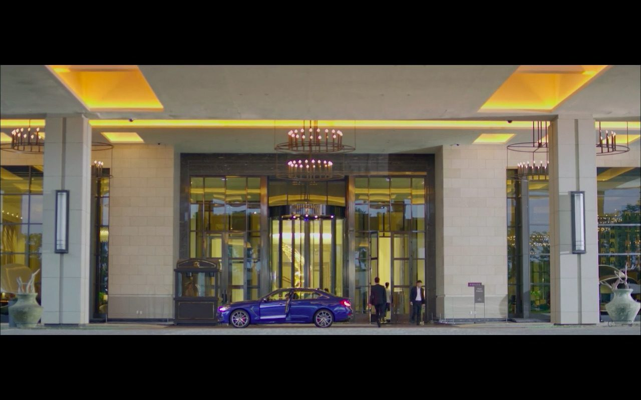 Paradise City Hotel & Resort [파라다이스시티] – Korean Dramaland