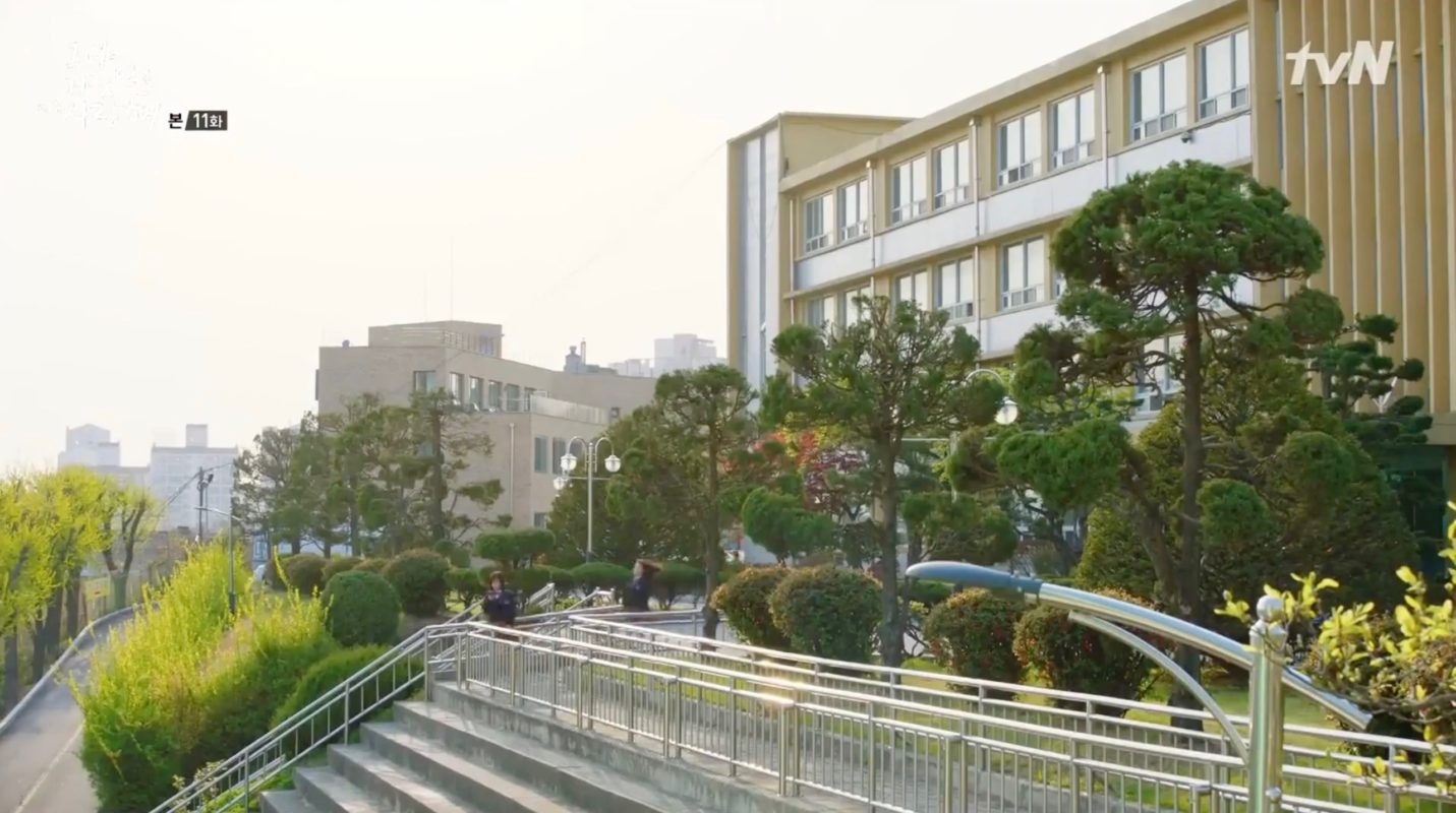Osan High School [오산고등학교] – Korean Dramaland