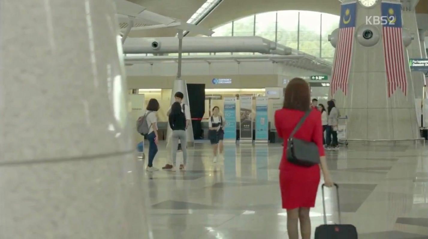 Kuala Lumpur International Airport (KLIA) – Korean Dramaland