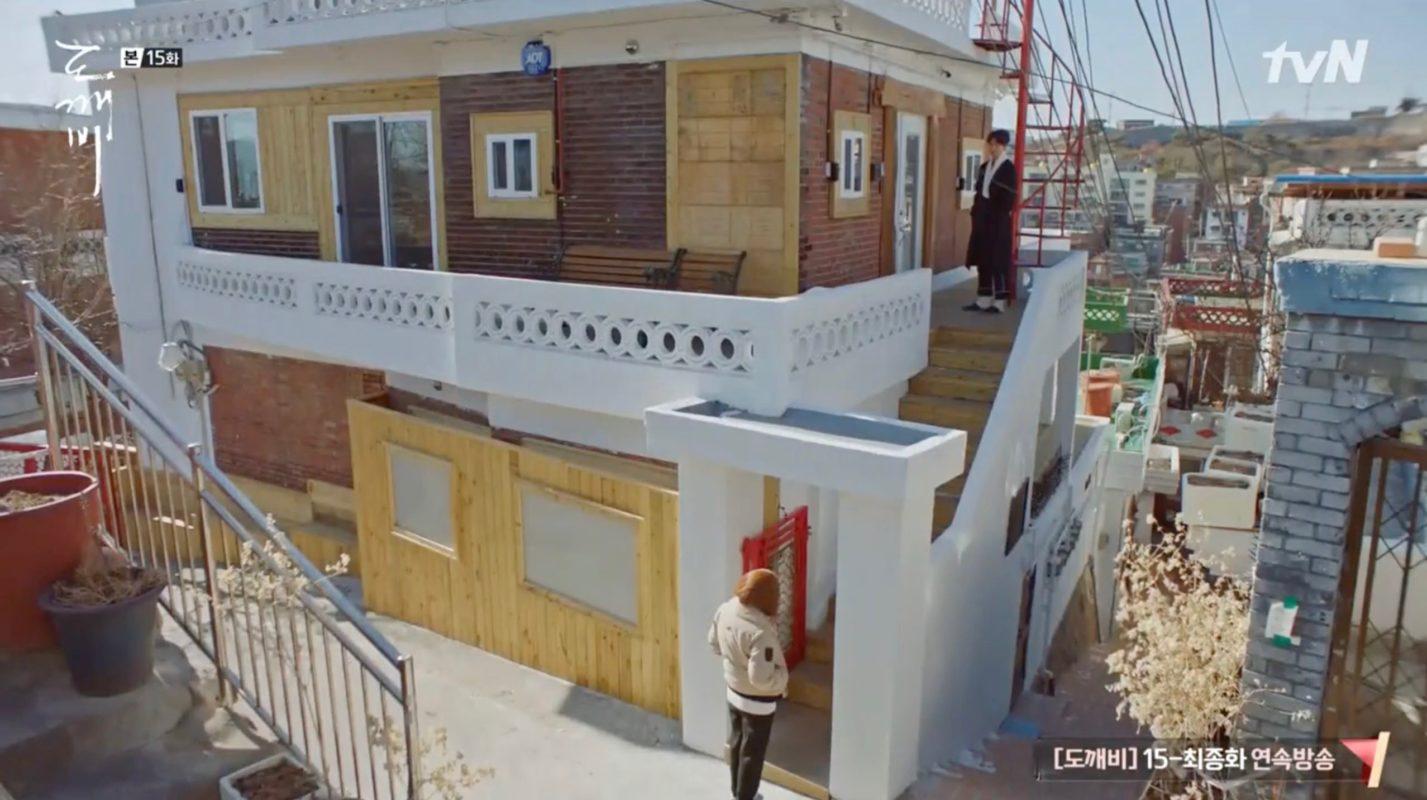 Lihat Rumah Rustic Artis Korea Sunny dan Ji Euntak dalam Drama Goblin