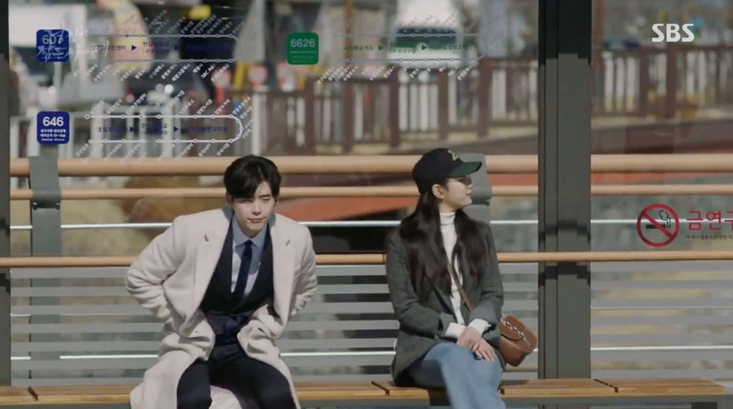 Bus Stop 'Hangang Middle School' – Korean Dramaland