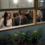 Park Hyung-Sik Ko Sung-Hee eat ramyeon