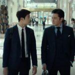 suits filming location Park Hyung-Sik Jang Dong-Gun
