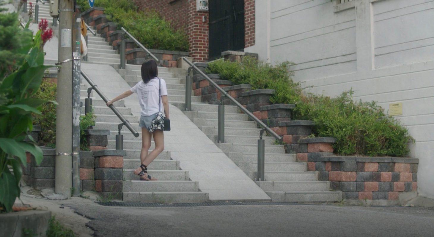 Staircase Samseongyo Ro 18ga Gil 삼선교로18가길 Korean Dramaland