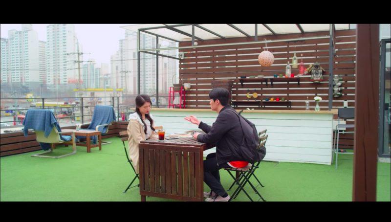 rooftop cafe haru 루프탑카페하루
