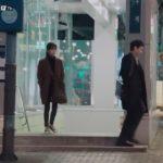 My mister metro station Lee Sun-kyun IU