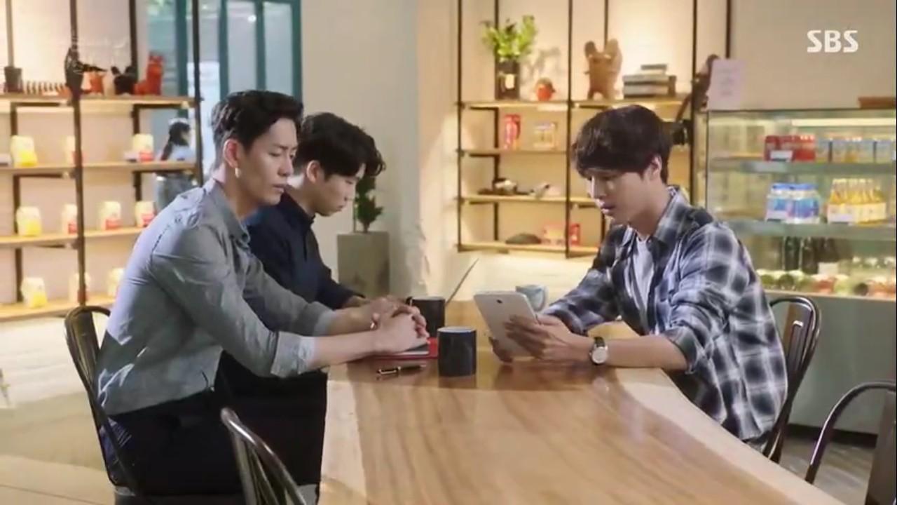 On the Desk Cafe [카페온더데스크] – Korean Dramaland